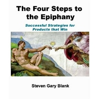 Four steps to epiphany by Steve Blank